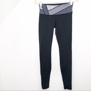Lululemon Black Reversible Leggings